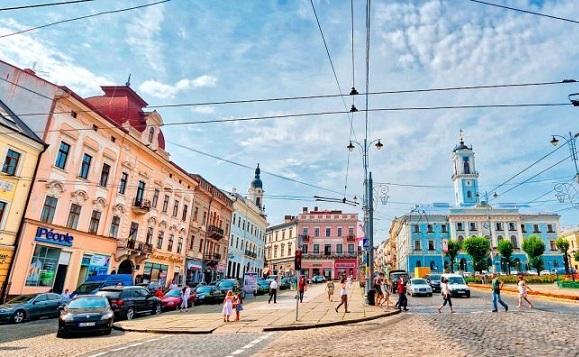 Черновцы - описание, достопримечательности, история, отели, туры, экскурсии