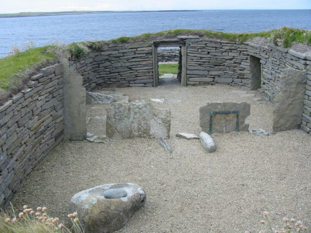 a neolithic revolution skara brae Excavated remains of a neolithic dwelling at skara brae on the ↑ the term neolithic revolution was first coined in the 1920s by vere gordon childe to describe.